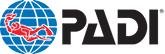 logotipo Padi